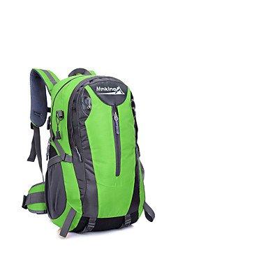 40L L Rucksack Camping & Wandern Draußen Leistung Training Wasserdicht tragbar andere Nylon Red