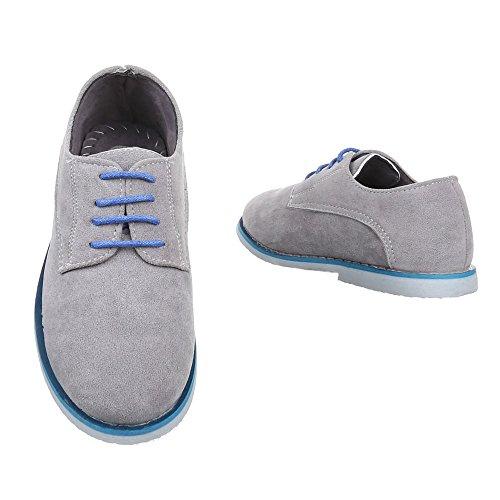 Ital-Design , chaussons d'intérieur fille Gris