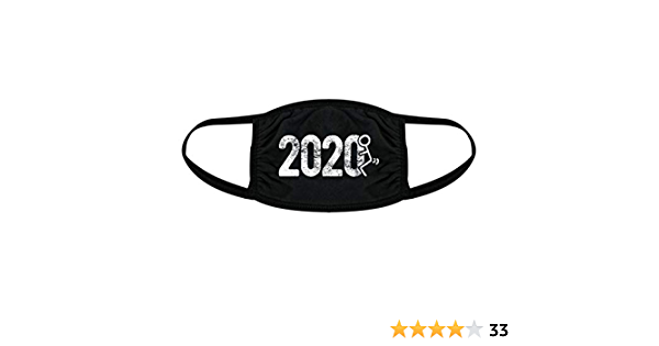 Crazy Dog Tshirts - Fuck 2020 Face Mask Funny Stick Figure ...