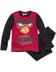 Angry Birds Garçon Pyjama 2016 Collection - noir