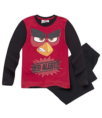 Angry Birds Ragazzi Pigiama - nero - 116
