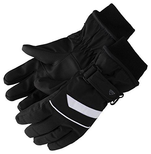 McKINLEY Morgan Kinder Handschuhe, schwarz, 3