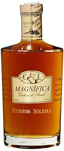 Preisvergleich Produktbild Magnífica Reserva Soleira Cachaça Rum (1 x 0.7 l)