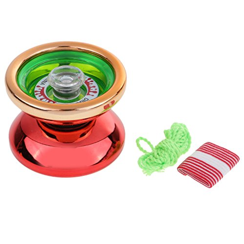 Anbau Professional Aluminum Alloy YoYo Ball Bearing Clutch String Trick for Beginner Advanced Player