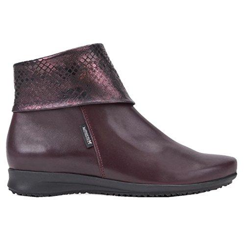 Mephisto Fiducia Chianti Womens Boots Chianti