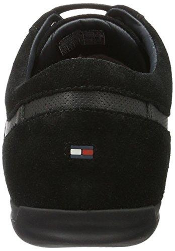 Tommy Hilfiger O2285tis 2c, Sneakers Basses Homme Noir (Black 990)