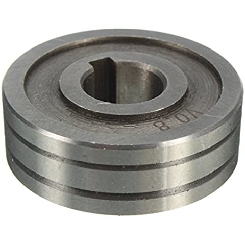 0.8-1.0 V-Groove Welder Wire Feed Drive Roller Roll Parts 0.30-0.40inch