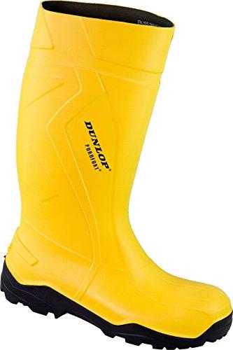 Dunlop-purofort sécurité pour en 3 couleurs Jaune - Jaune