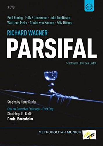 Richard Wagner: Parsifal [3 DVDs]