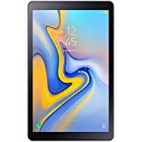 Samsung Galaxy Tab A 25,7 cm (10,5 Zoll) Tablet-PC (3 GB RAM, 32 GB interner Speicher, Qualcomm Snapdragon 450) Wifi Schwarz