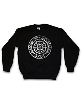 Urban Backwoods SKAIKRU Clan Logo Sweatshirt – 100 13th Clan 13. Los Klan The Insignia Zeichen Sign Tamaños S...
