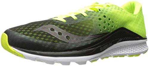 Saucony Kinvara 8, Zapatillas de Running para Hombre, Negro (Black/Cit