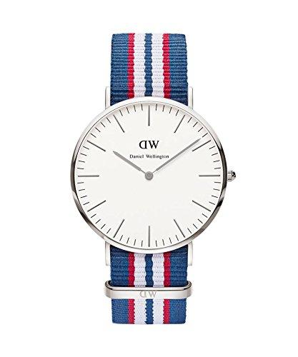 DANIEL WELLINGTON - Men's watch 40 mm, DANIEL WELLINGTON SHEFFIELD ROSE GOLD DW00100007
