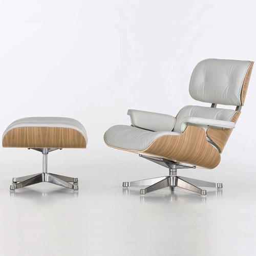 Poltrona Eames Ispirazione BIANCA