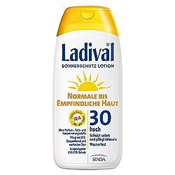 Ladival Normale Bis Empfindliche Haut Lsf 30 Lotion, 200 Ml