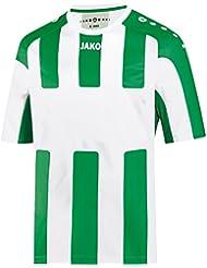JAKO Camiseta Milan KA - blanco/verde deporte, 164