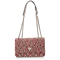 Guess Womens Shoulder Bag, Pink Multi - FP767921
