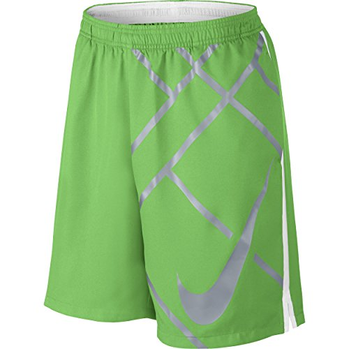 Nike Beinkleid Court 9 Zoll Shorts GFX Men Grün