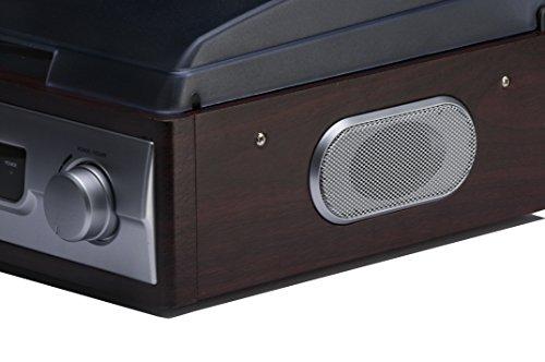 Karcher KA 8050 Lautsprecher-Plattenspieler - 7