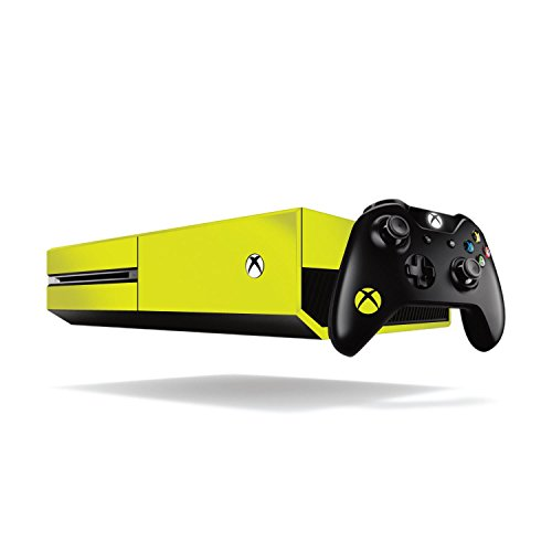 xbox-one-fluorescent-vinyl-wrap-skin-cover-for-microsoft-xbox-one-console-bright-yellow
