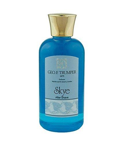 Geo F Trumper Skye Après rasage éclaboussure Voyage Bouteille 100 ml