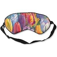 Colordul Turkish Tulips 99% Eyeshade Blinders Sleeping Eye Patch Eye Mask Blindfold For Travel Insomnia Meditation preisvergleich bei billige-tabletten.eu