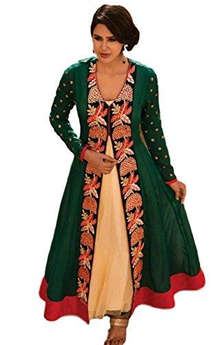 Party wear Designer Salwar Kameez ( Karmafashion Latest Design Churidar Dress for...