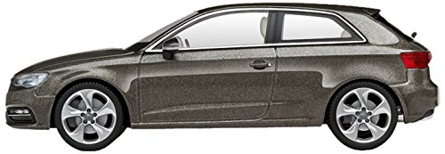 Audi 5011203023 Miniatura A3, 1:43, Dakota Grey
