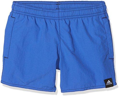 112e144e45ab adidas Jungen YB SOLID SH SL Swimsuit, hi-Res Blue s18, 11-