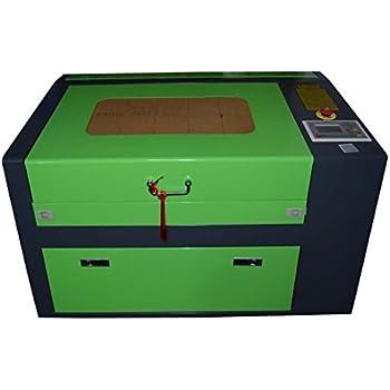 TEN-HIGH Laser Engraving Cutting Machine 300x400mm 40W CO2 Laser