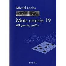 MOTS CROISES 19 80 GRANDES GRILLES