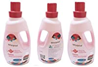 Whirlpool SH Whizpro 3 in 1 Liquid Detergent - 1 L, Pack Of 3