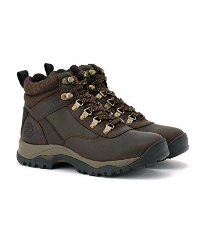 Timberland Womens Keelerdg Wpltr Shoe 7 5 C D UK Dark Brown