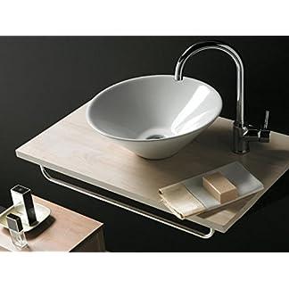 The Bath Collection – Lavabo encimera conico caceres 42 x 14,5 cm.