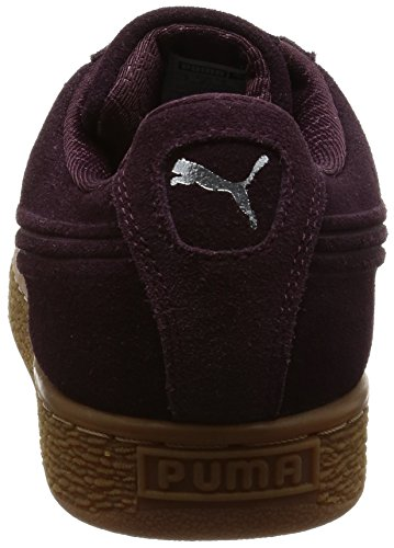 Puma - 361098, Sneaker Unisex – Adulto viola rosso vinaccia