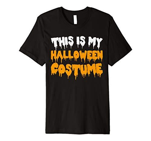(This Is My Halloween-Kostüm T-Shirt)