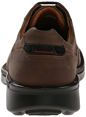 Ecco 037134 Fusion, Chaussures basses homme Marron