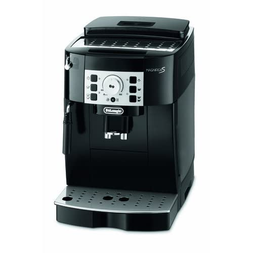41pid83q8YL. SS500  - De'Longhi Magnifica S, Automatic Bean to Cup Coffee Machine, Espresso and Cappuccino Maker, ECAM22.110.B, Black