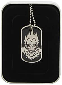 Death Note - Ryuk's Dog Tag Pendant