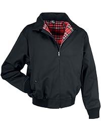 Brandit Mens Lord Canterbury Jacket, Farbe:schwarz;Größe:4XL