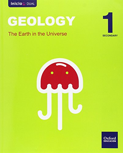 Geology. Student's Book. ESO 1 - Volume 1 (Inicia) - 9788467394177 (Inicia Dual)