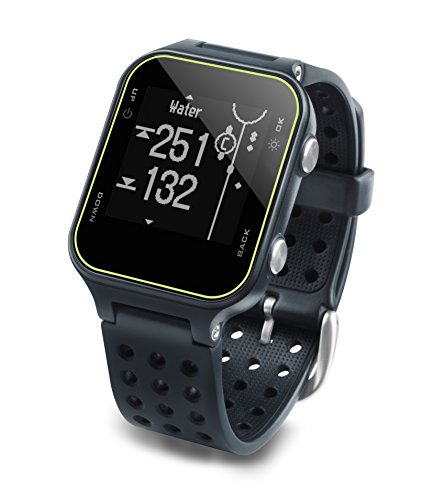 Garmin Approach S20 GPS Golf Watch – Slate