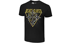 WWE Seth Rollins Beast Slayer Authentic T-Shirt