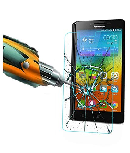 Lenovo A6000 Plus Tempered Glass Magic Original Premium Lenovo A6000 Plus Tempered Glass – Magic Premium 2.5D Full Glue Tempered Glass, Curved 2.5D Screen Protection for Lenovo A6000 Plus