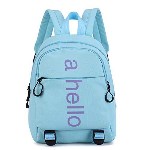 POLPqeD Zaino per Ragazzi e Ragazze,Zaino per Le Scuole per Bambini Zaino per Bambini Ideale per Studenti delle Scuole Elementari Outdoor Daypack Borsa da Viaggio per Adulti