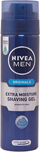 Nivea for Men Extra Moisture Shaving Gel - 200 ml