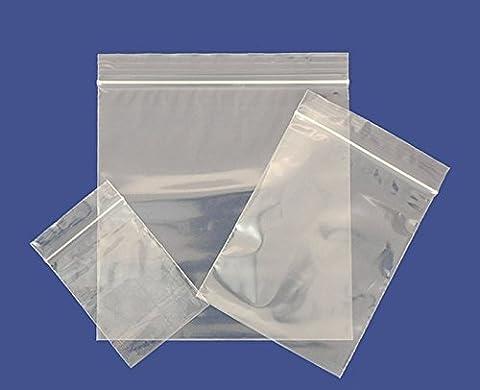 Surelock Box von 400003,8x 6,3cm (Größe 0) Griff Dichtung Zip