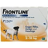Frontline Spot on H10, 3 Stück