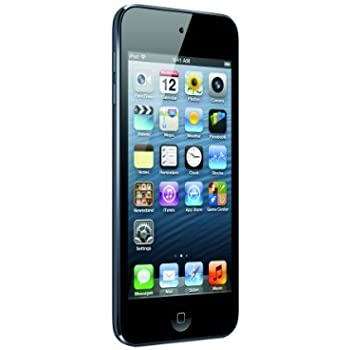 Apple iPod touch 32GB 5th Generation - Black & Slate (Latest Model - Launched Sept 2012)