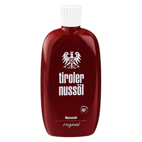 Tiroler Nussöl original wasserfest, 1er Pack (1 x 150 ml)